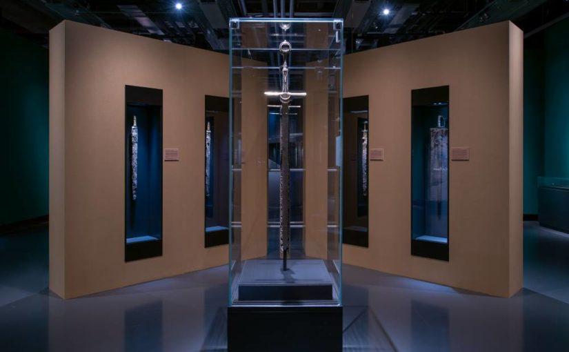 Review of the exhibition Faszination Schwert (13.10.2018-28.04.2019), Stuttgart