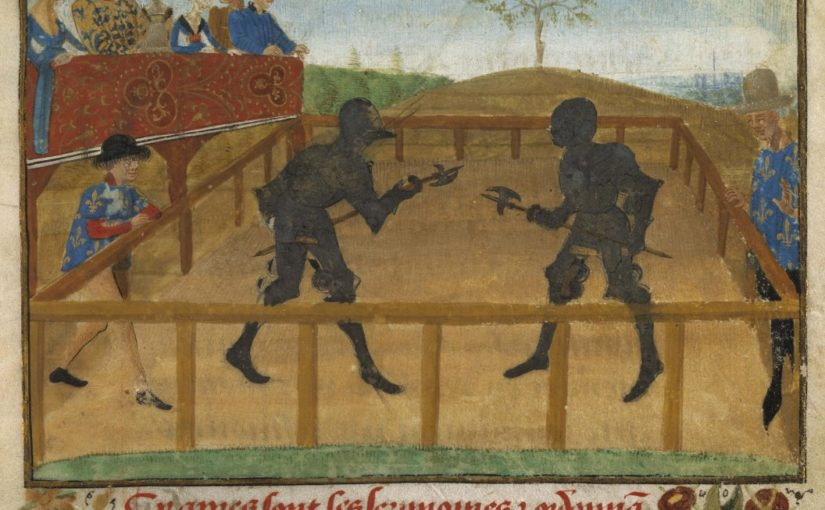 'Falsely Accused by the Villain'?: A Fishy Trial by Combat in Fifteenth-Century London