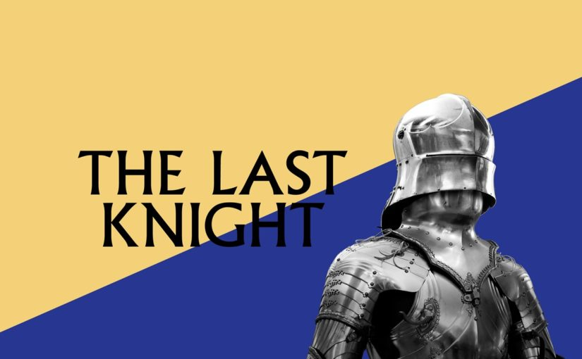 Review of the exhibition The Last Knight (October 7, 2019 – January 5, 2020, Metropolitan Museum of Art, New York)