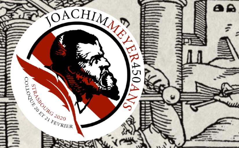 "Review of the ""Joachim Meyer 450 Years: Strasbourg Symposium"" (21-22 February 2020)"