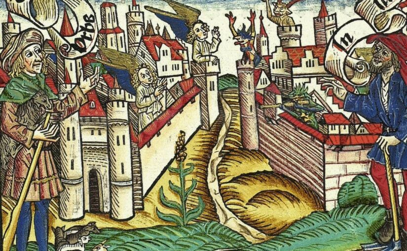 Holy gunpowder™ purchased from the Pope for the Solothurner master gunner in 1444