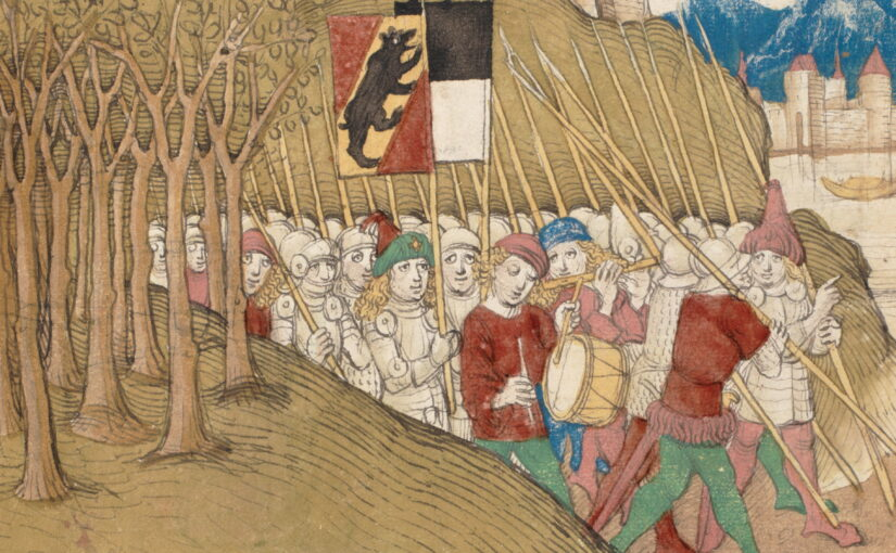 Aspects of Urban Military Organisation in the Late Middle Ages and Early Modern Period: The Case of Freiburg i. Ue. (c. 1440-1500)
