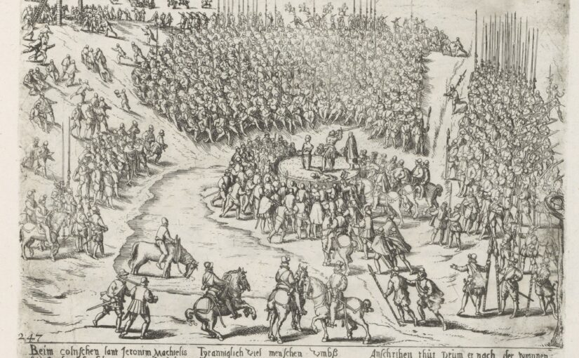 A Rhineland Army: Composition and Regional Distribution of Cologne's Contingent to the Imperial Army of 1532