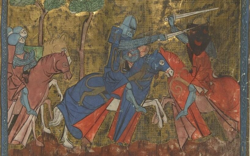 Saving London with Skill: Yvain's Fighting Knowledge in 'Off Arthour and of Merlin