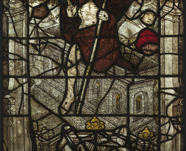 Crying over spilt Castlemilk: The Tale of Sir William and the Silver Sallet Part I