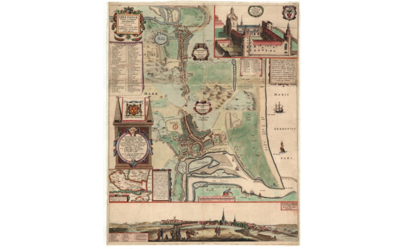 Mastering Artillery and Festivities?: Burgh Appointments in Aberdeen in 1523