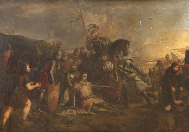 Crying over spilt Castlemilk: The Tale of Sir William and the Silver Sallet Part 2