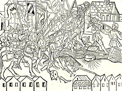 Urban political violence in the fifteenth century, from Prague to Hamburg