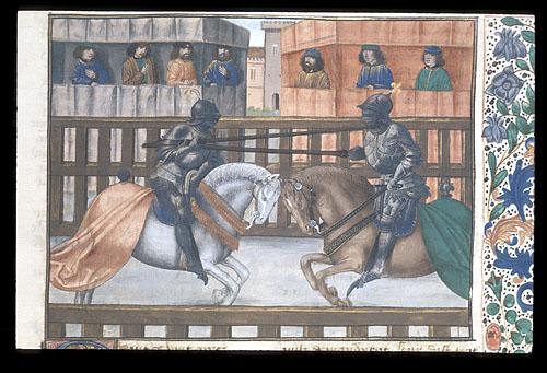 The Smithfield Tournament of 1467